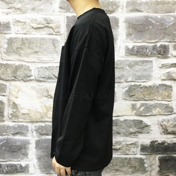 カンタベリー Tシャツ メンズ 上 CANTERBURY ドライ ポケットT 長袖 アウトレット SALE セール|takespo|07