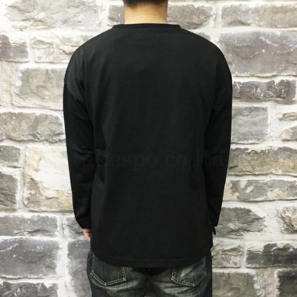 カンタベリー Tシャツ メンズ 上 CANTERBURY ドライ ポケットT 長袖 アウトレット SALE セール|takespo|08