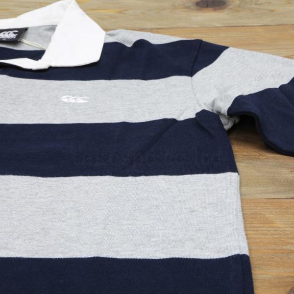 カンタベリー ラガーシャツ メンズ 上 CANTERBURY ラグビージャージ ボーダー アウトレット 半額|takespo|11
