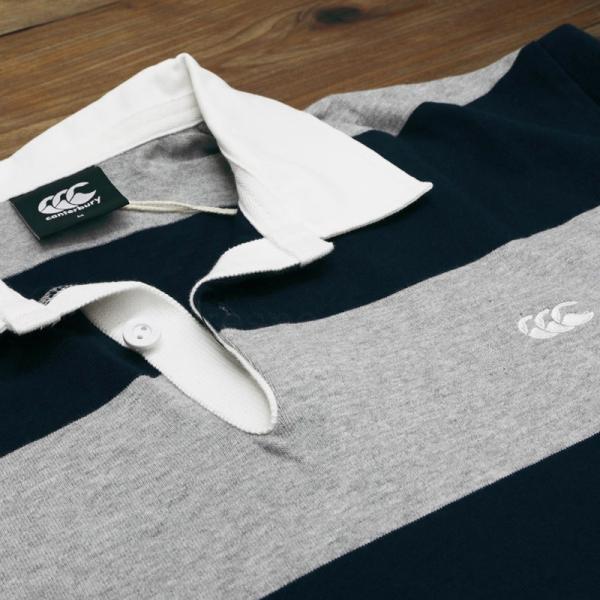 カンタベリー ラガーシャツ メンズ 上 CANTERBURY ラグビージャージ ボーダー アウトレット 半額|takespo|12