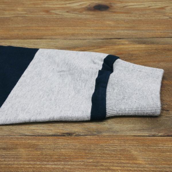 カンタベリー ラガーシャツ メンズ 上 CANTERBURY ラグビージャージ ボーダー アウトレット 半額|takespo|13