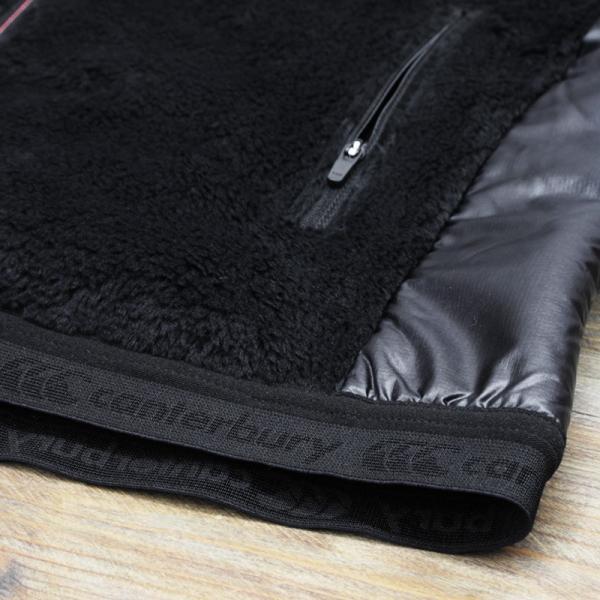 カンタベリー ジャケット メンズ CANTERBURY ボアジャケット 防風 保温 フード付き・裏ボア R+ ラグビープラス 送料無料 あすつく アウトレット 半額|takespo|11