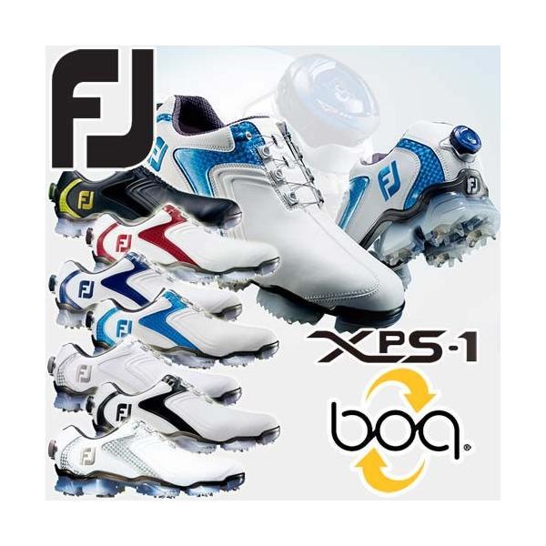 フットジョイ ゴルフシューズ FOOTJOY 16 XPS-1 Boa エックスピーエスワン ボア|takeuchi-golf