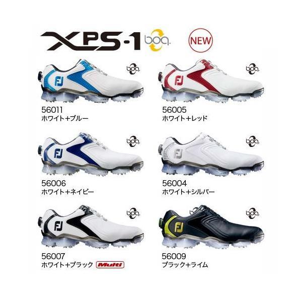 フットジョイ ゴルフシューズ FOOTJOY 16 XPS-1 Boa エックスピーエスワン ボア|takeuchi-golf|02