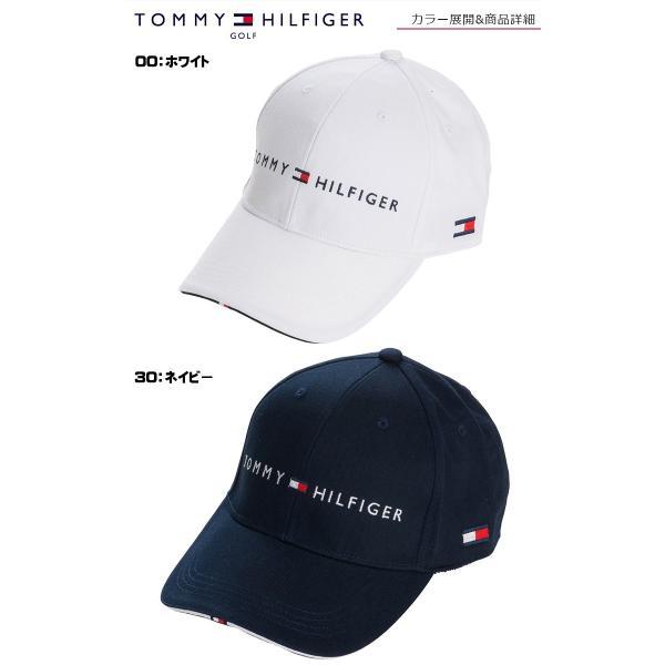 0db8ca3e098 ... トミーヒルフィガーゴルフ キャップ ロゴ ゴルフキャップ TH LOGO CAP TOMMY HILFIGER GOLF THMB7DAF
