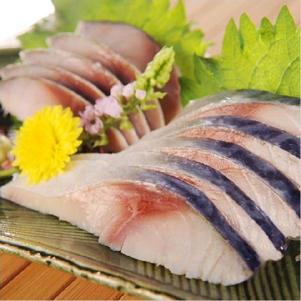 しめ鯖 青森県産しめさば 12枚入 旬の八戸前沖銀鯖を使用ました takewa 03