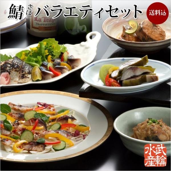 しめ鯖 鯖バラエティセット しめ鯖(しめさば)他バラエティ豊富な鯖セット|takewa