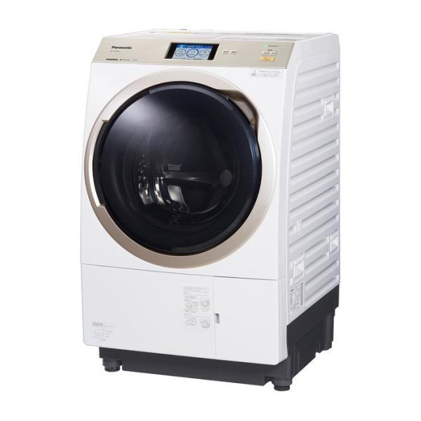 RoomClip商品情報 - 【11月中旬以降の配達】クレーン搬入費半額セール東京23区限定配送条件付きで処分無料パナソニック11kg左開きドラム式洗濯乾燥機 NA-VX9900L-W