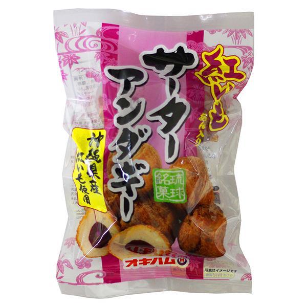 紅芋 サーターアンダギー オキハム 6個入×4袋