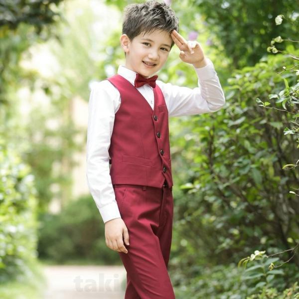 3907ba2c45930 ... 大人気 新入荷 フォーマル 男の子 子供 スーツ 子供服 卒業式 七五三 結婚式 入学式 ...