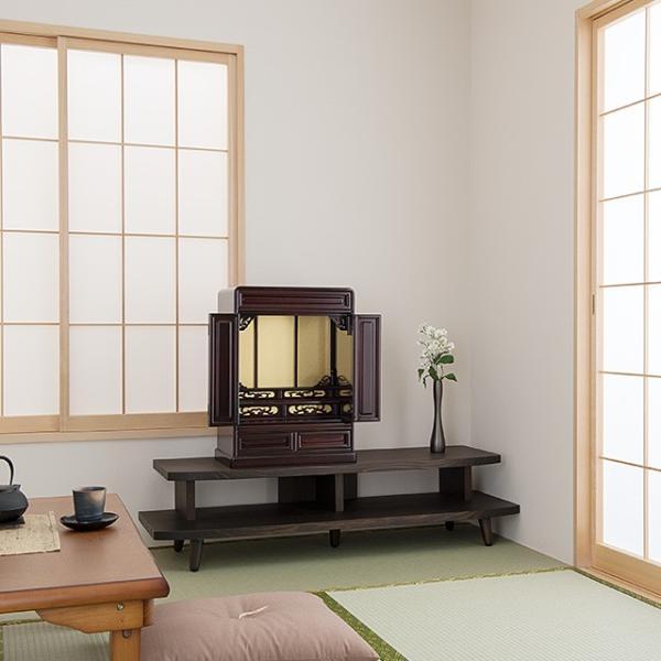 コンパクト仏壇 桜色仏壇 20号|takita|08