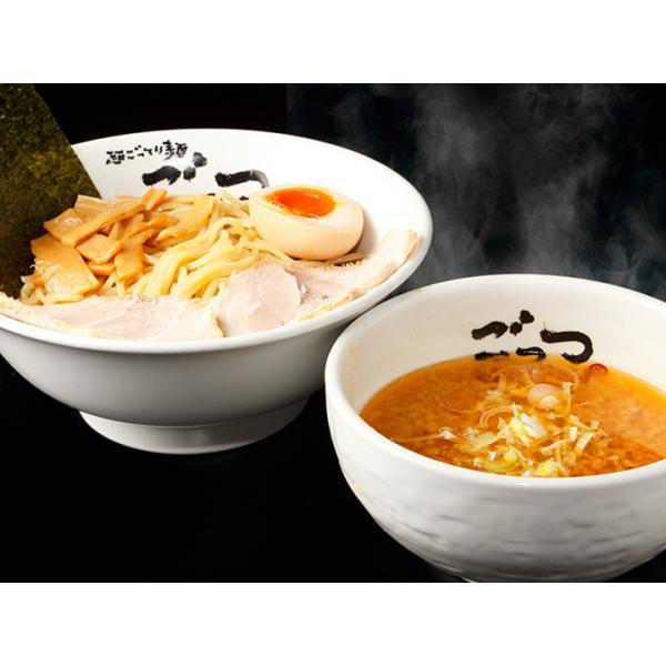 超ごってり麺ごっつ 超ごってりつけ麺空(醤油ベース)(海苔7枚・魚粉付き)
