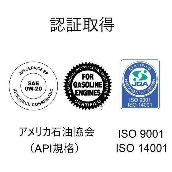 エンジンオイル 20L ペール缶 0W-20  化学合成油PAO+HIVI TAKUMIモーターオイル 送料無料 HYBRID takumimotoroil 04