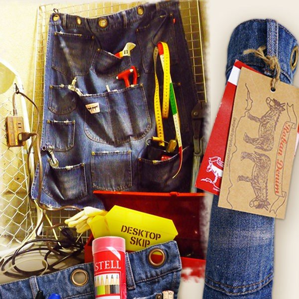 RoomClip商品情報 - HYNT'S ハインツ デニムウォールポケット