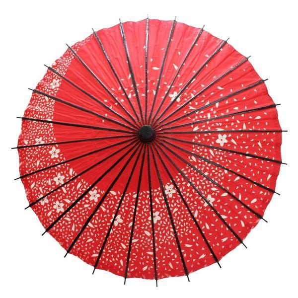 踊り傘 和傘 日傘 コスプレアイテム 直径84cm 長さ80cm 桜|takuta2|05