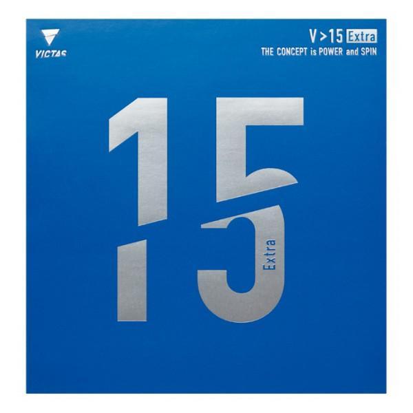 卓球 ラバー 初心者 中級者 上級者 卓球ラバー VICTAS ヴィクタス V 15 Extra aoa0030 ネコポス便送料無料 takuten-takkyu