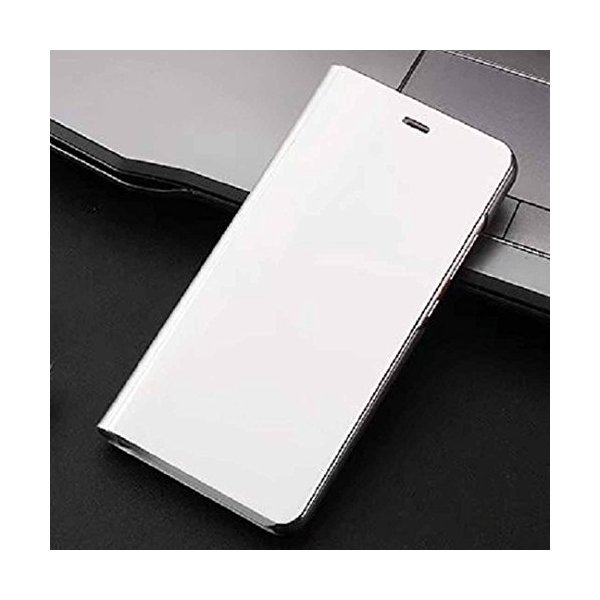 Huawei P10 Lite ケース, Translucent Window View Flip Wallet Stand カバー, Shiny