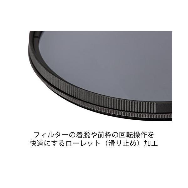 Kenko 62mm PLフィルター PRO1D サーキュラーPL NEO コントラスト・反射調整用 撥水・防汚コーティング 薄枠 日本製 2226