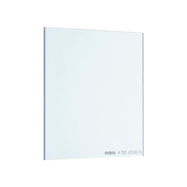 Cokin 角型レンズフィルター A703 CYAN CC FILTER (CC20C) 67×72mm 色補正用 167030