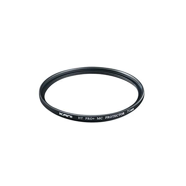 【KANI】保護フィルター プロテクトフィルター カメラ用 丸型 (72mm)