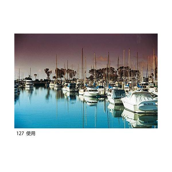 Cokin 角型レンズフィルター P127 ハーフグラデーション モーヴ 2 84×100mm 色彩効果用 000689