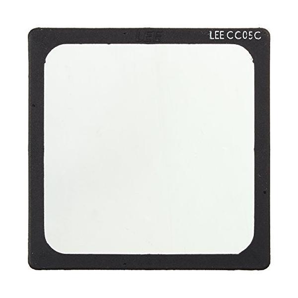 LEE 角型ポリエステルレンズフィルター シアン (C) CC05 SP-19 100X100mm 色補正用 プラスチックフレーム付属モデル 388