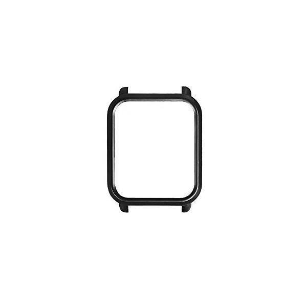 XBERSTAR Amazfit Bip 保護ケース 3点 カバー 耐衝撃 全面保護 PC素材 Xiaomiシャオミ Amazfitスマートウォッチ
