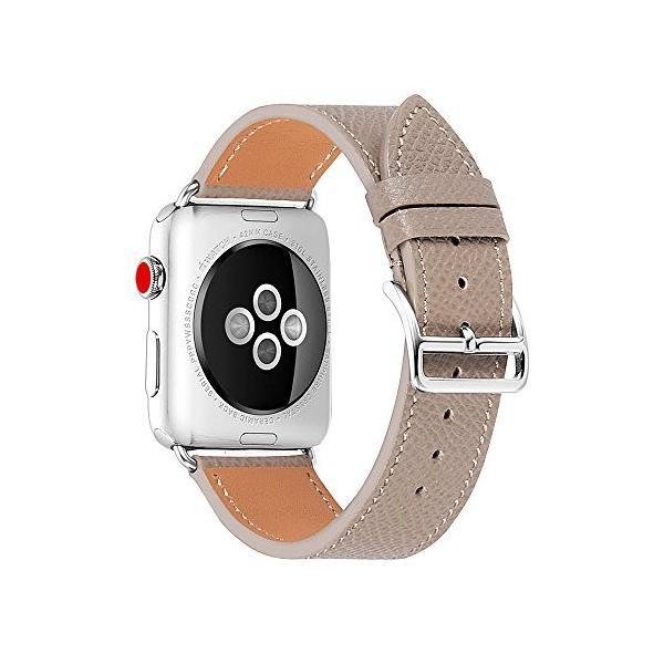 38mm 40mm 42mm 44mm Appleバンド アップルウォッチ レザー べルトアダプター ストラップ 時計バンド 交換ベルト アップルウ