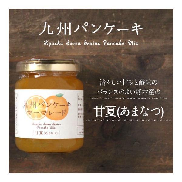 九州パンケーキ マーマレード 甘夏 150G