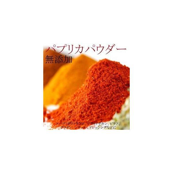 パプリカパウダー (赤) 500g 無添加 パプリカ 粉末 野菜 ベジタブル 粉末 パウダー 健康 スパイス 送料無料