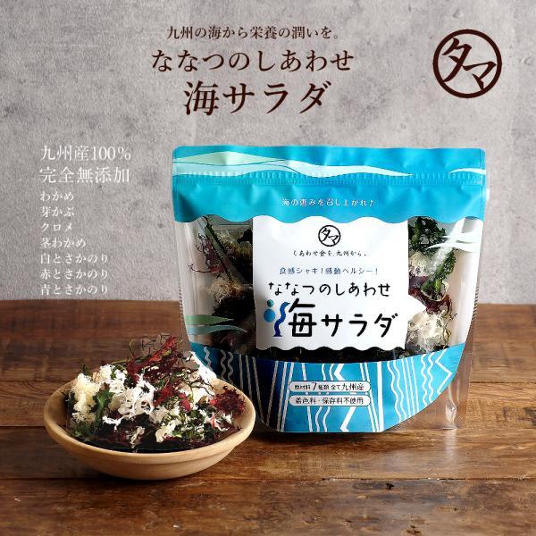 タマチャンショップPayPayモール店_seaweed-salad