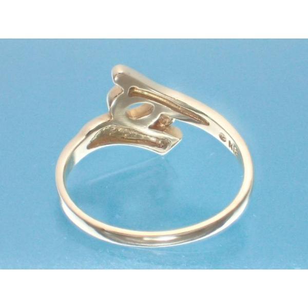 ミキモト リング ダイヤ1P 1926 UNITACHI デザイン 指輪 8.5号 新品同様