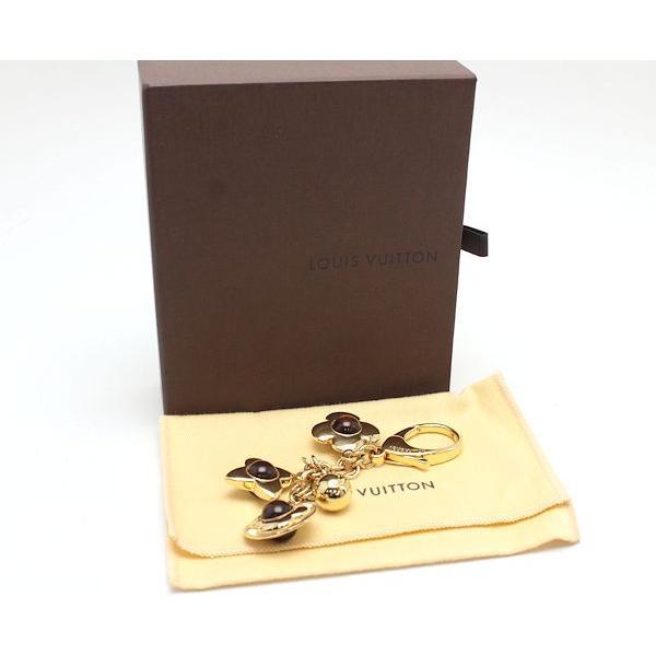 ルイヴィトン◆バッグチャーム ビジュー サック・トレゾール M66349 保存袋/箱付◆ 03120