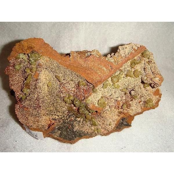 アダマイト・オン・鉄母岩 約16×9×8cm、約780g  メキシコ産 鉄母岩付き原石 k5133|tamichi|03