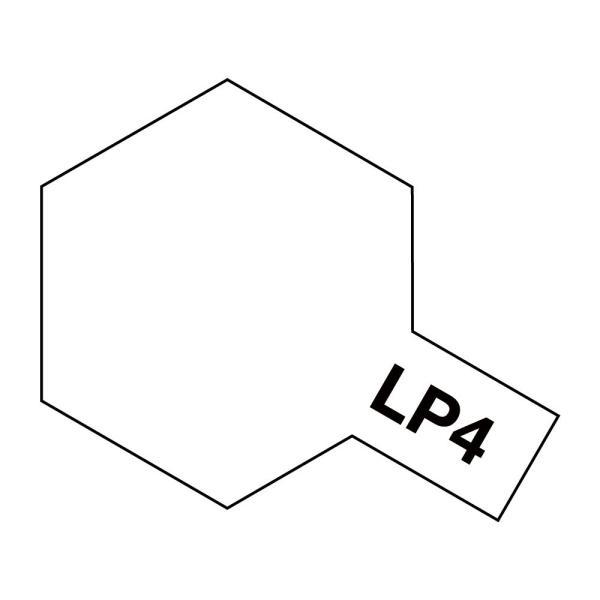 タミヤ(82104)タミヤカラー ラッカー塗料 LP-4 フラットホワイト