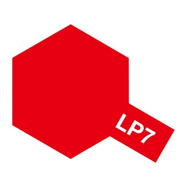 タミヤ(82107)タミヤカラー ラッカー塗料 LP-7 ピュアレッド
