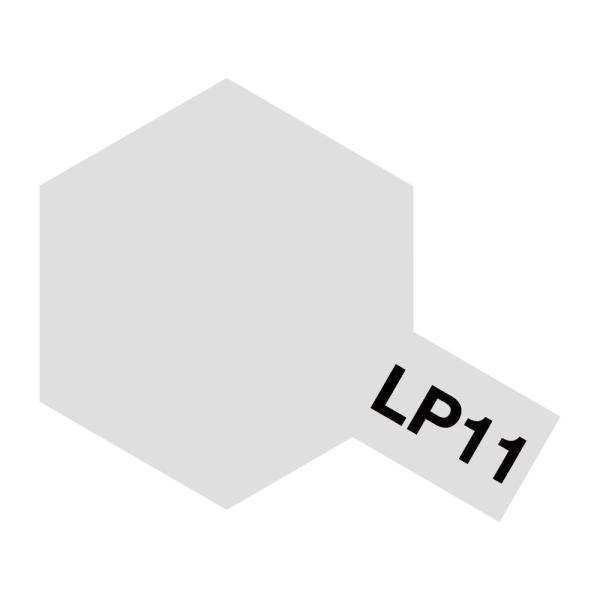 タミヤ(82111)タミヤカラー ラッカー塗料 LP-11 シルバー