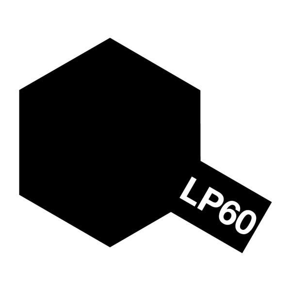 タミヤ(82160)タミヤカラー ラッカー塗料 LP-60 NATOブラック