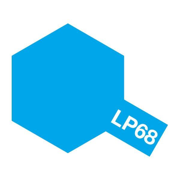 タミヤ(82168)タミヤカラー ラッカー塗料 LP-68 クリヤーブルー