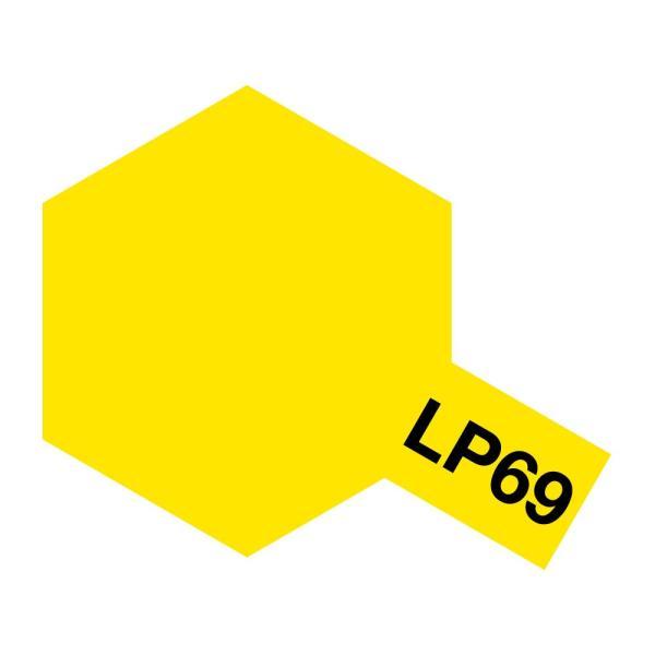 タミヤ(82169)タミヤカラー ラッカー塗料 LP-69 クリヤーイエロー