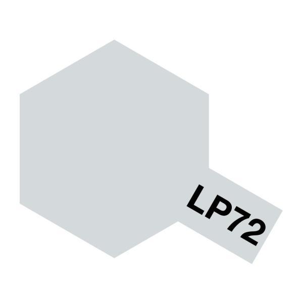 タミヤ (82172) タミヤカラー ラッカー塗料 LP-72 マイカシルバー