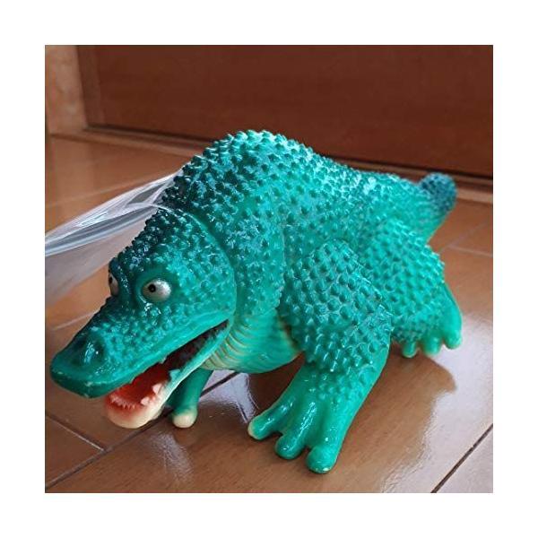 バンダイウルトラ怪獣シリーズ66汐吹き怪獣ガマクジラ「ウルトラマン」(1993)ソフビフィギュア