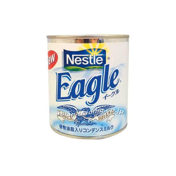 ネスレ イーグル 植物油脂入りコンデンスミルク 385g|tamurashop