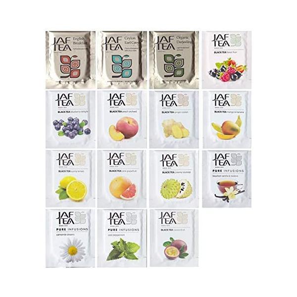 おいしい紅茶シリーズ30包(15種×2包)お試し 紅茶アソート 紅茶福袋 JAF TEA|tamurashop|05