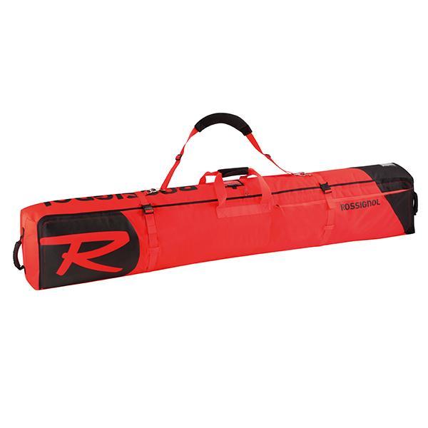 ROSSIGNOL〔ロシニョール 2台用 スキーケース〕<2022>HERO SKI WHEELED 2/3P 200 RKHB106 21-22 NEWモデル