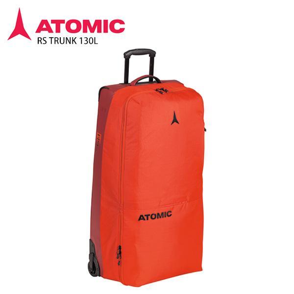 ATOMIC アトミック キャスター付バッグ <2022> RS TRUNK 130L RS トランク 130L RED/RIO RED /AL5047310 21-22 NEWモデル