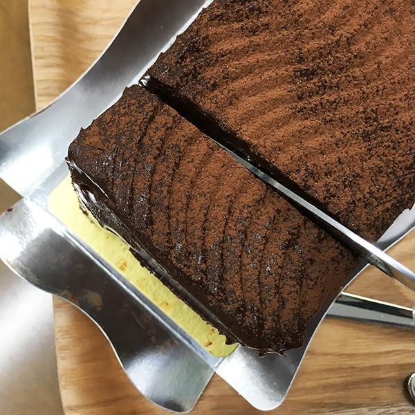 煉瓦チョコレートケーキ 吉祥寺 多奈加亭 濃厚ガナッシュチョコケーキ 誕生日ケーキ クリスマスケーキ|tanakatei|04