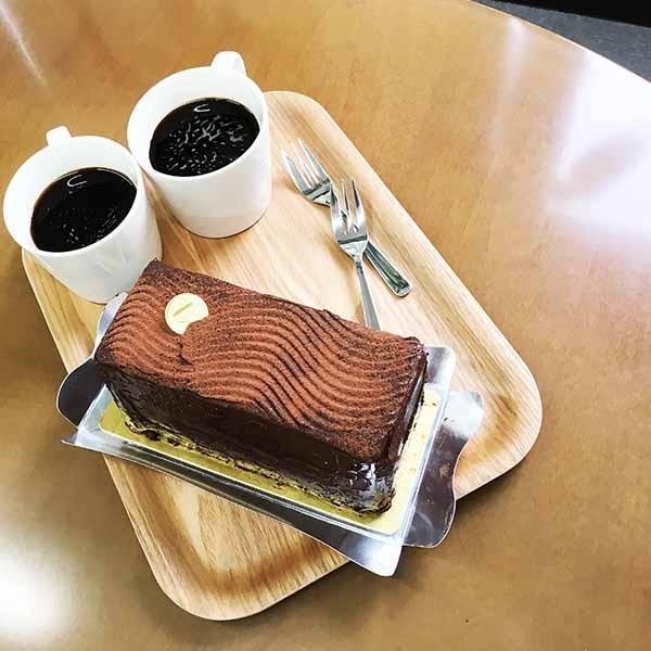 煉瓦チョコレートケーキ 吉祥寺 多奈加亭 濃厚ガナッシュチョコケーキ 誕生日ケーキ クリスマスケーキ|tanakatei|05