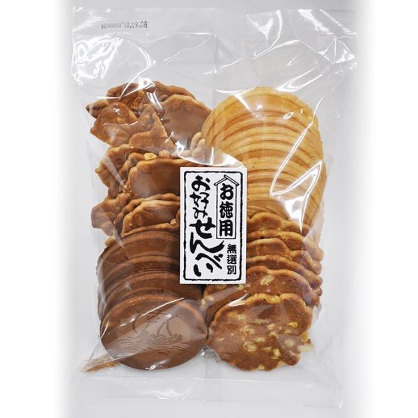 徳用お好みせんべい 6袋セット|tanbaya-honpo