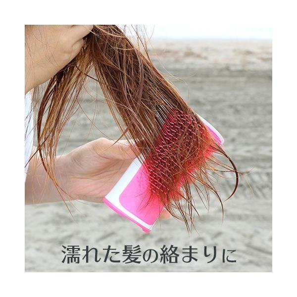 タングルティーザー TANGLE TEEZER アクアスプラッシュ サラサラ髪に導くヘアブラシ ヘアケア 日本正規代理店品|tangleteezer|04